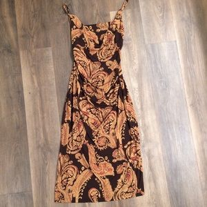 Ruby | Cowl Neck Dress